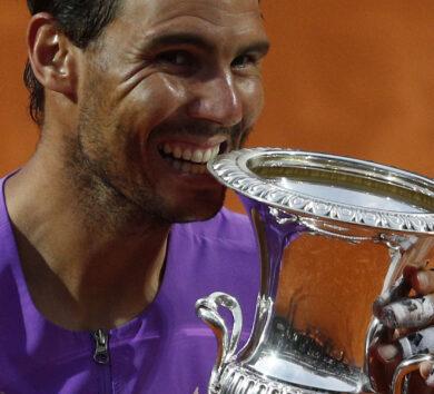 Nadal wins Rome Open