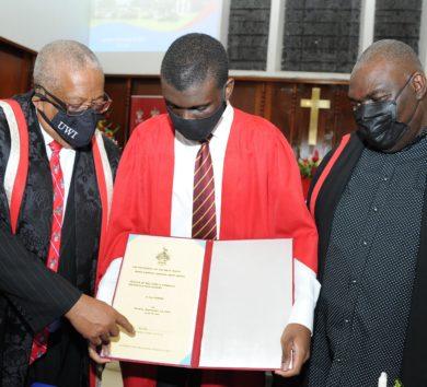 Autistic Jamaican secures full UWI scholarship